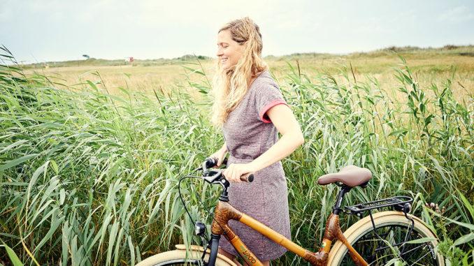 Bambusfahrräder von myboo aus Kiel