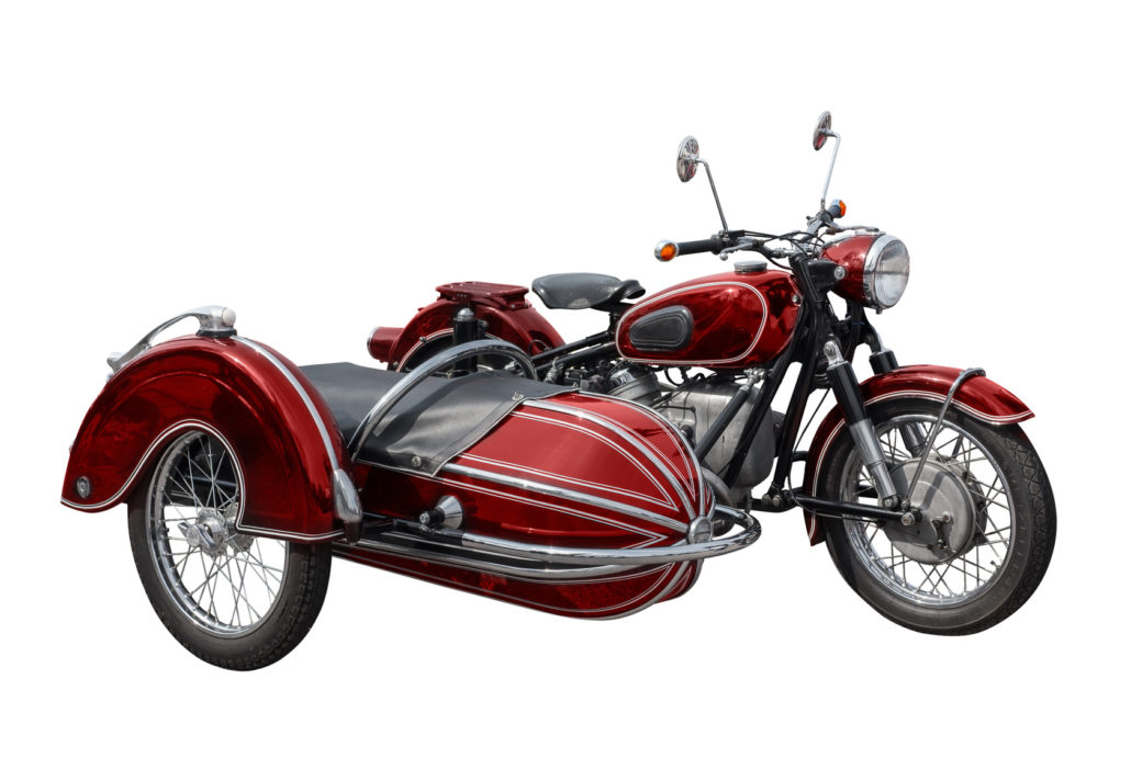 altes oldtimer motorrad mit seitenwagen lebensart im norden. Black Bedroom Furniture Sets. Home Design Ideas